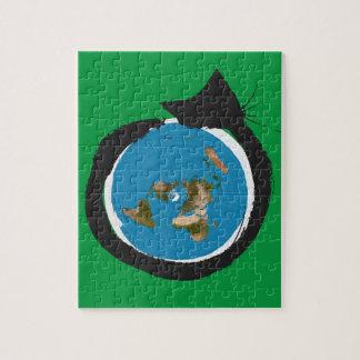 Flache Erdentwürfe - CAT-KARTEN-KLASSIKER Puzzle