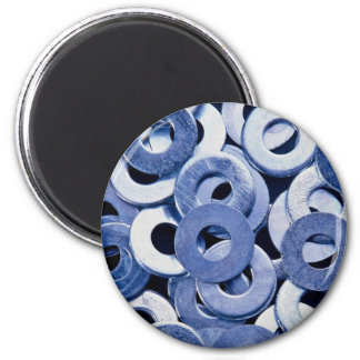 Flache Waschmaschinen Runder Magnet 5,7 Cm