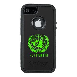 Flacher Erdtelefonkasten OtterBox iPhone 5/5s/SE Hülle