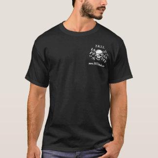flag5pirate Kopie, F.A.T.T., www.FATTshack.com T-Shirt