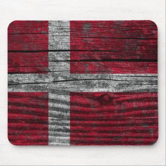 Flag -Denmark Mauspad