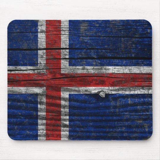 Flag - Iceland Mousepad