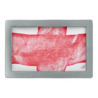 flag.jpg rechteckige gürtelschnalle