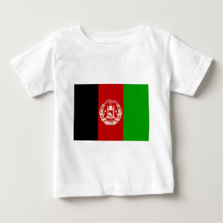 Flag_of_Afghanistan Baby T-shirt
