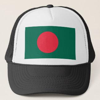 Flag_of_Bangladesh Truckerkappe