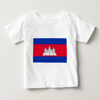 Flag_of_Cambodia Baby T-shirt