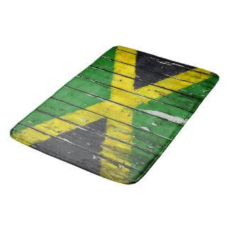 Flag of Jamaica - Reggae Badematte