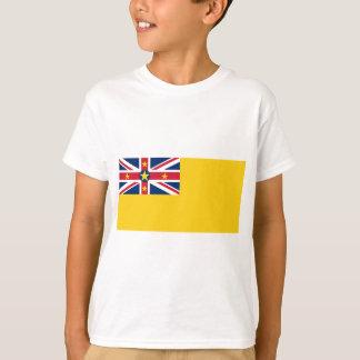 Flag_of_Niue T-Shirt