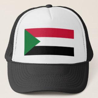 Flag_of_Sudan Truckerkappe
