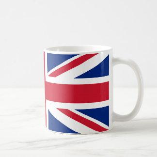 Flag of United Kingdom_. Kaffeetasse
