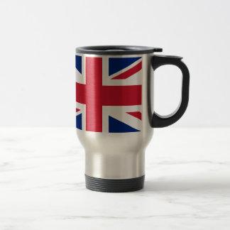 Flag of United Kingdom_. Reisebecher