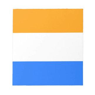 Flag Prinzen Notizblock