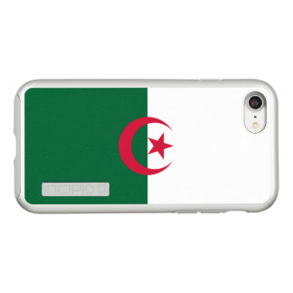 Flagge Algerien silbernen iPhone Falles Incipio DualPro Shine iPhone 8/7 Hülle