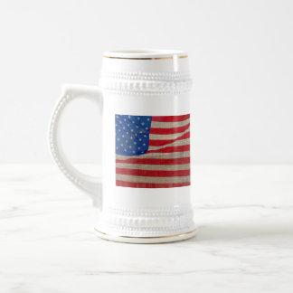 Flagge Americana Bierglas