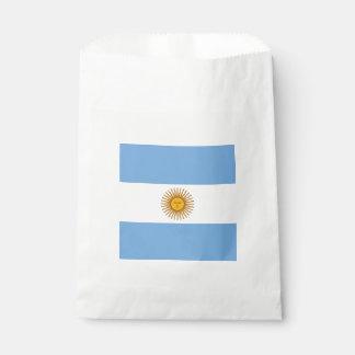 Flagge: Argentinien Geschenktütchen