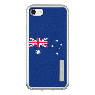Flagge Australien silbernen iPhone Falles