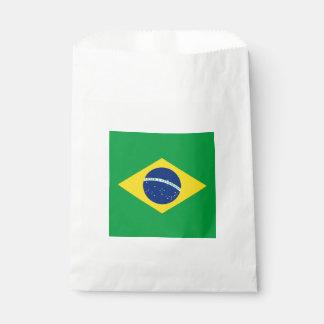 Flagge: Brasilien Geschenktütchen