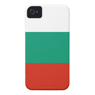 Flagge bulgarischen Flagge Bulgariens iPhone 4 Hüllen