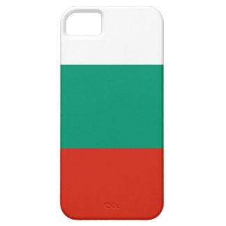 Flagge bulgarischen Flagge Bulgariens iPhone 5 Etui