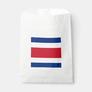 Flagge: Costa Rica Geschenktütchen