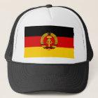 Flagge DDR Republik Truckerkappe