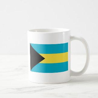 Flagge der Bahamas Kaffeetasse