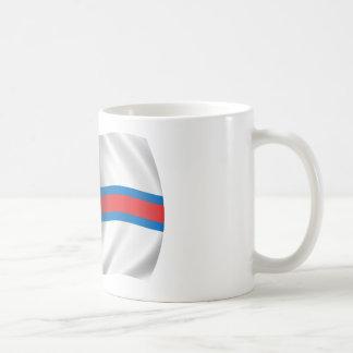 Flagge der Färöer Kaffeetasse