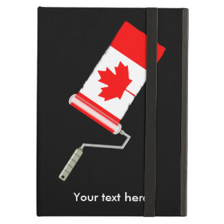 Flagge der Kanada-Farben-Rolle