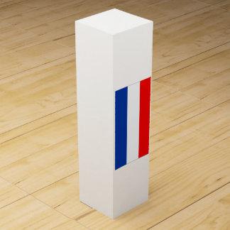 Flagge der Niederlande Weinbox