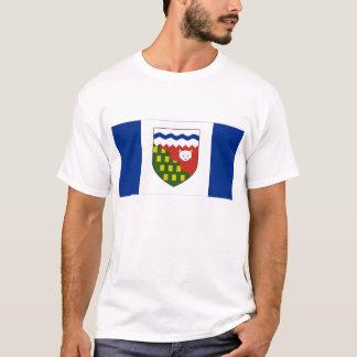 Flagge der Nordwest-Territorien, Kanada T-Shirt