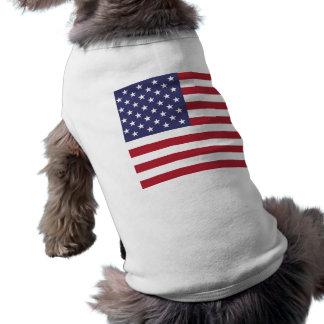 Flagge der Vereinigten Staaten Shirt