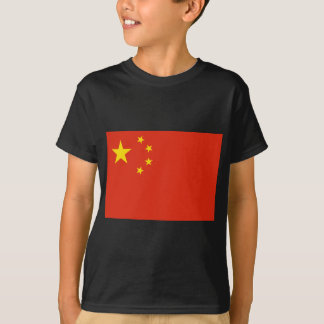 Flagge der Volksrepublik China T-Shirt