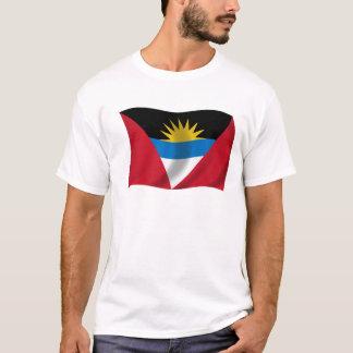 Flagge des Antigua und Barbuda T-Shirt