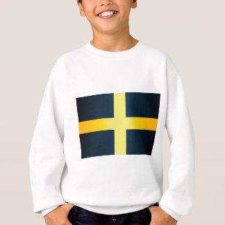 Flagge des Heiligen David von Wales Sweatshirt
