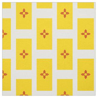 Flagge des New Mexiko Stoff