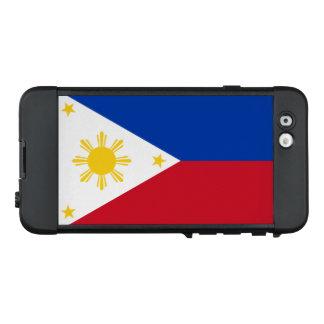 Flagge des Philippinen LifeProof iPhone Falles LifeProof NÜÜD iPhone 6 Hülle
