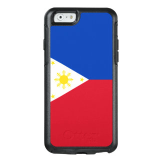 Flagge des Philippinen OtterBox iPhone Falles OtterBox iPhone 6/6s Hülle