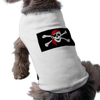 Flagge des Piraten pirate-47705 entbeint Shirt