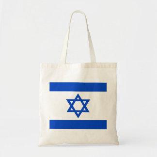 Flagge des Staat von Israel Tragetasche