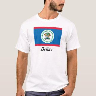 Flagge des T - Shirt Belize-Männer
