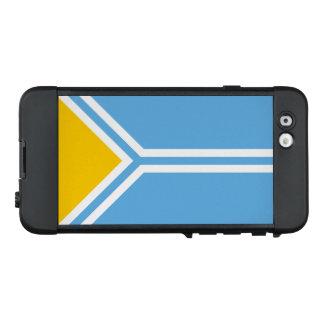 Flagge des Tuwa-Republik LifeProof iPhone Falles LifeProof NÜÜD iPhone 6 Hülle