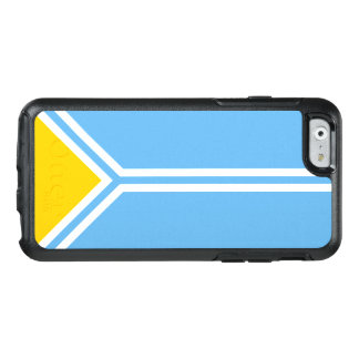 Flagge des Tuwa-Republik OtterBox iPhone Falles OtterBox iPhone 6/6s Hülle