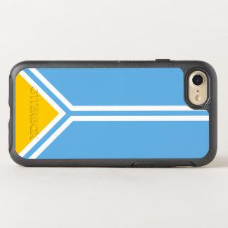 Flagge des Tuwa-Republik Otterbox iPhone Falles OtterBox Symmetry iPhone 8/7 Hülle