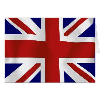 Flagge des Vereinigten Königreichs #2 Karte