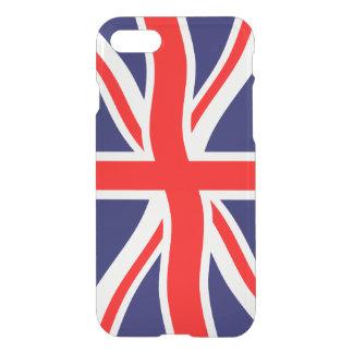 Flagge des Vereinigten Königreichs + Ihre Ideen iPhone 8/7 Hülle