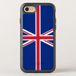 Flagge des Vereinigtes Königreich OtterBox iPhone OtterBox Symmetry iPhone 8/7 Hülle