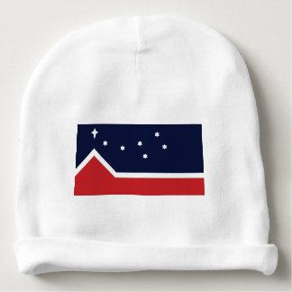Flagge des Westerns Kanada Babymütze