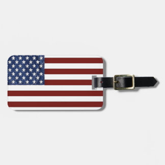 Flagge-Gepäckanhänger Kofferanhänger