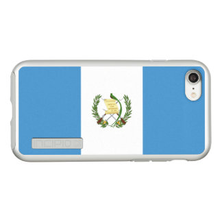 Flagge Guatemala silbernen iPhone Falles