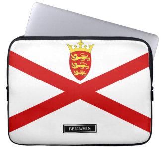 Flagge Jerseys Großbritannien Laptop Sleeve